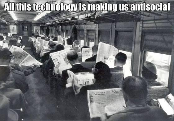 Anti-Social Technology